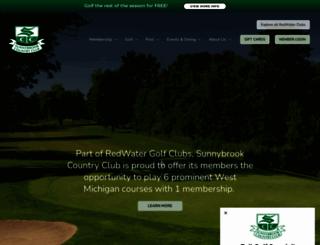 sunnybrookcc.com screenshot