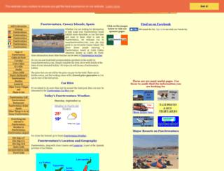 sunnyfuerteventura.com screenshot