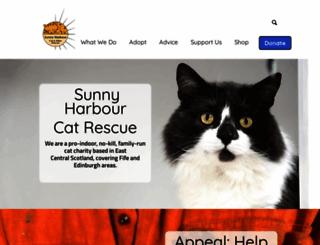 sunnyharbour.org.uk screenshot