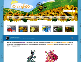 sunnyneo.com screenshot