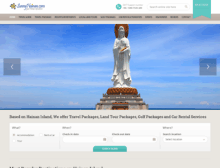 sunnysanya.com screenshot