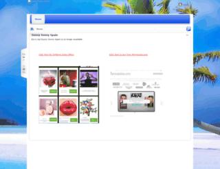 sunnysunnyspain.com screenshot