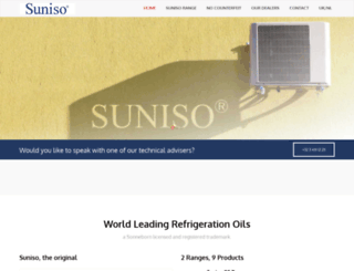 sunoco.be screenshot