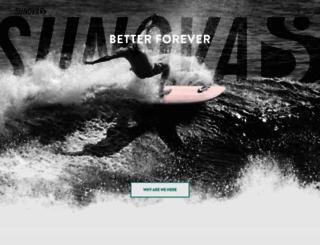 sunovasurfboards.com screenshot