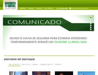 sunsea.com.br screenshot