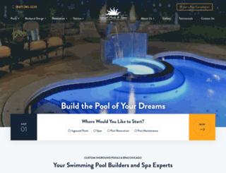 sunsetpools-spas.com screenshot