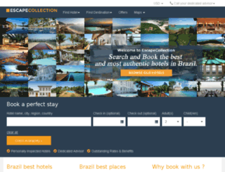 sunsetvisitor.com screenshot