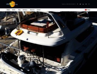 sunshinecruising.net screenshot