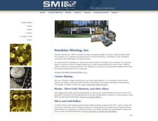 sunshinemint.com screenshot