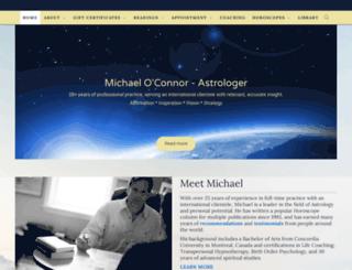 sunstarastrology.com screenshot