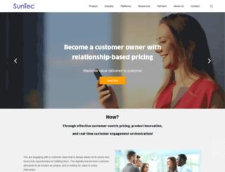 sunteconline.com screenshot