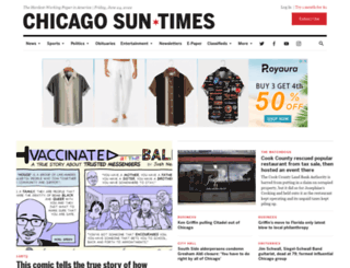 suntimes.com screenshot