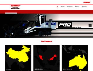 sunwaymarketing.com.my screenshot