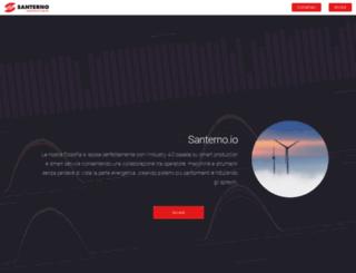 sunwayportal.it screenshot