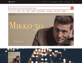 suomenstandupclub.fi screenshot