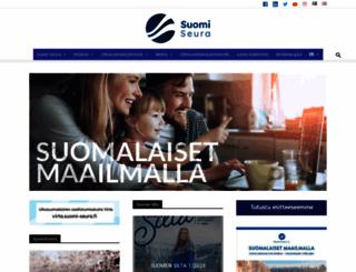 suomi-seura.fi screenshot