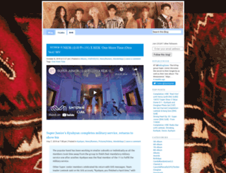 sup3rjunior.wordpress.com screenshot