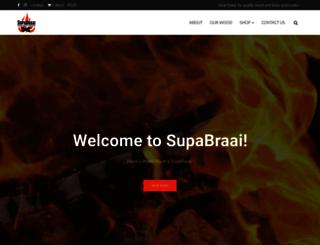 supabraai.co.za screenshot