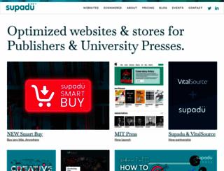 supadu.com screenshot