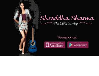 supagirlshraddha.com screenshot