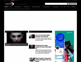 supanet.com screenshot