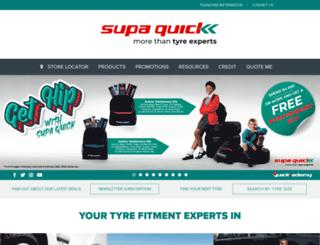 supaquick.co.za screenshot
