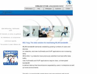 super-g.com screenshot