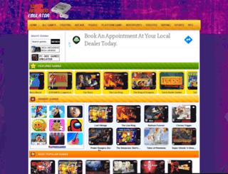 super-nintendo-emulator.com screenshot