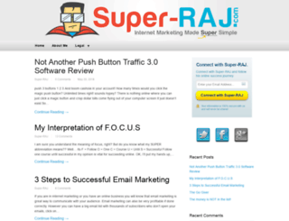 super-raj.com screenshot