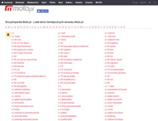 super.moto.pl screenshot