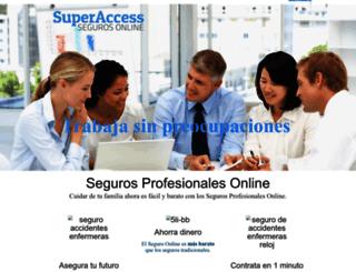 superaccess.es screenshot