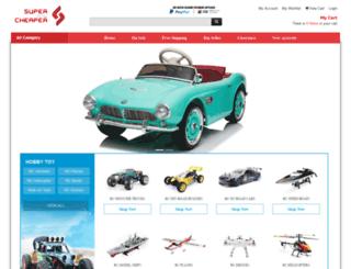 superandcheaper.com.au screenshot