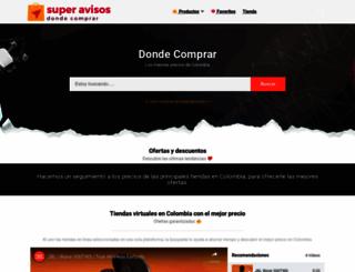 superavisos.com screenshot