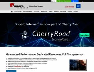 superb.net screenshot