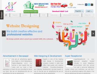 superbadvt.com screenshot