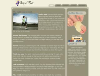 superbfeetonline.info screenshot