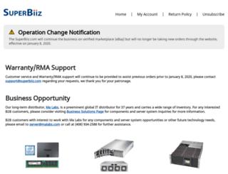 superbiiz.com screenshot