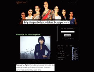 superbollywoodstars.blogspot.com screenshot