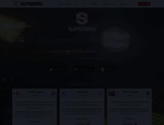 superbru.com screenshot