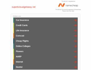 superbvisualgetaway.net screenshot