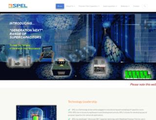 supercapacitor.in screenshot