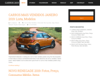 supercarros2012.com.br screenshot