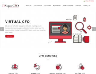 supercfo.com screenshot