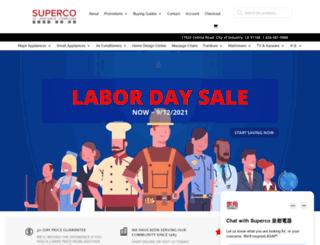 superco.net screenshot