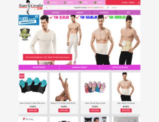 supercoraplar.com screenshot