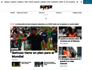 superdeporte.es screenshot