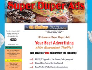 superduperads.aff-sites.com screenshot