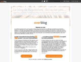 superebeu.over-blog.net screenshot