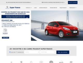 superfrance.com.br screenshot