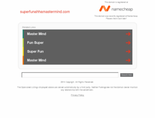 superfunahhamastermind.com screenshot